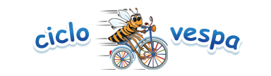 CicloVespa logo