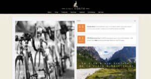 Homepage Cicli Coste