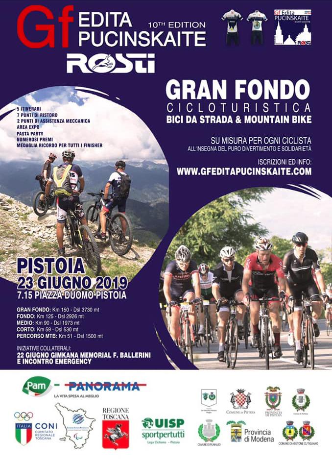 Tenth Edition GF Edita Pucinskaite poster