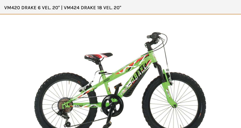 VM 420 e 424 DRAKE BOY