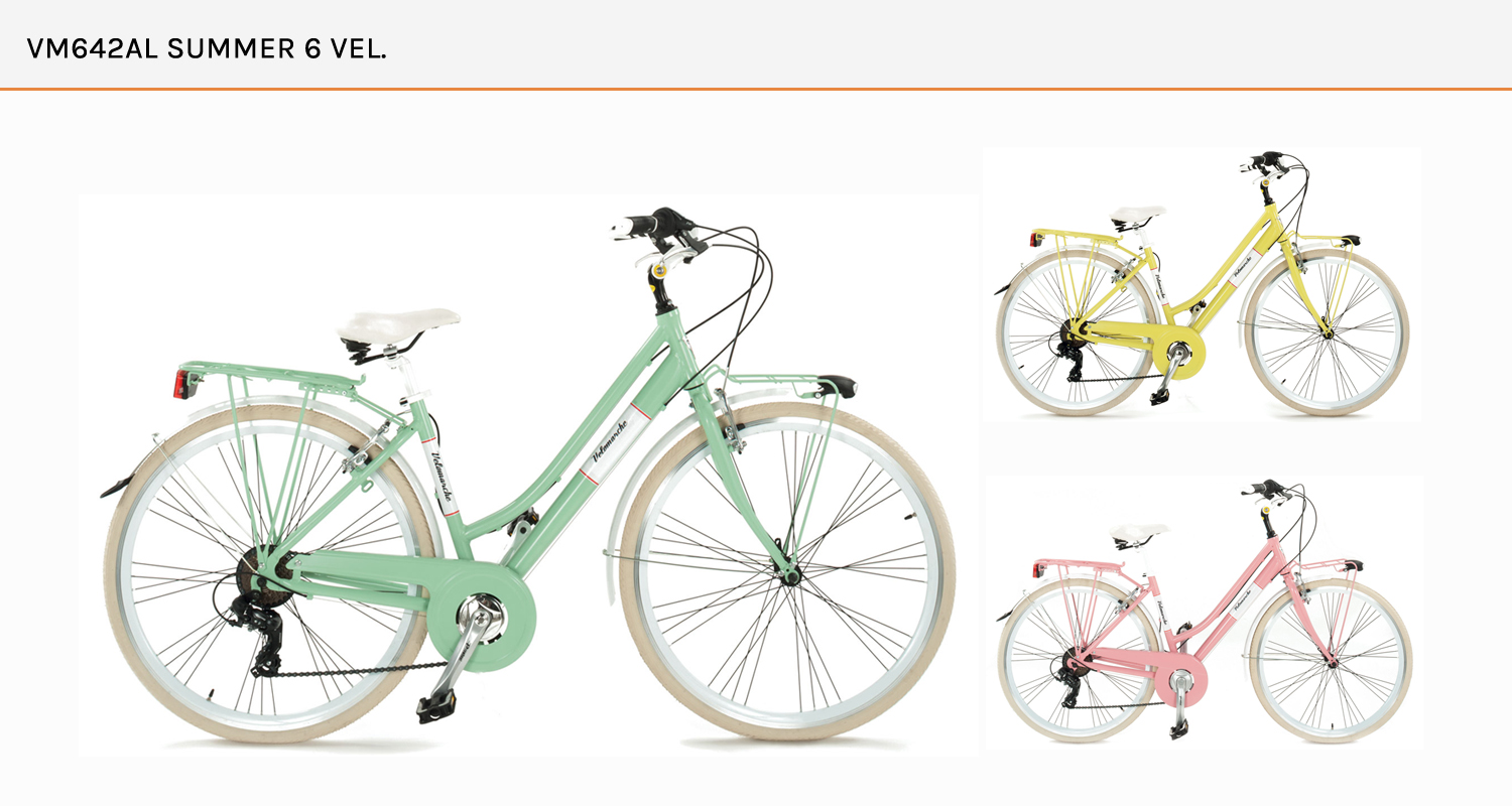 VM 642 AL SUMMER CITY-BIKE