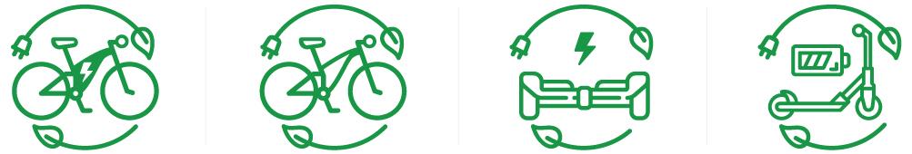 Bonus Mobilità icone