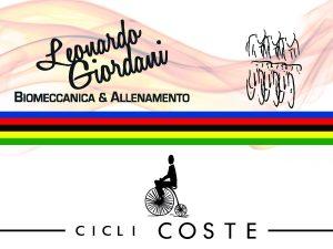 Logo Biomeccanica e Allenamento Leonardo Giordani presso Cicli Coste