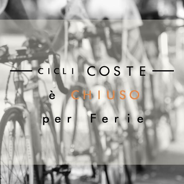 Biciclette Cicli Coste Chiuso per Ferie